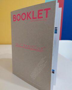 Anna Nova Gallery Booklet в Artbox Hotel