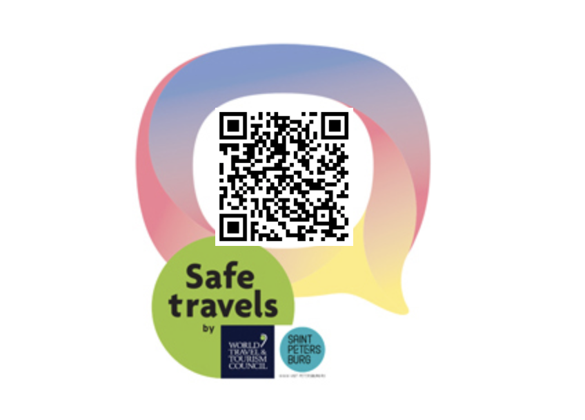 SAFE Travels SPB Artbox Hotel
